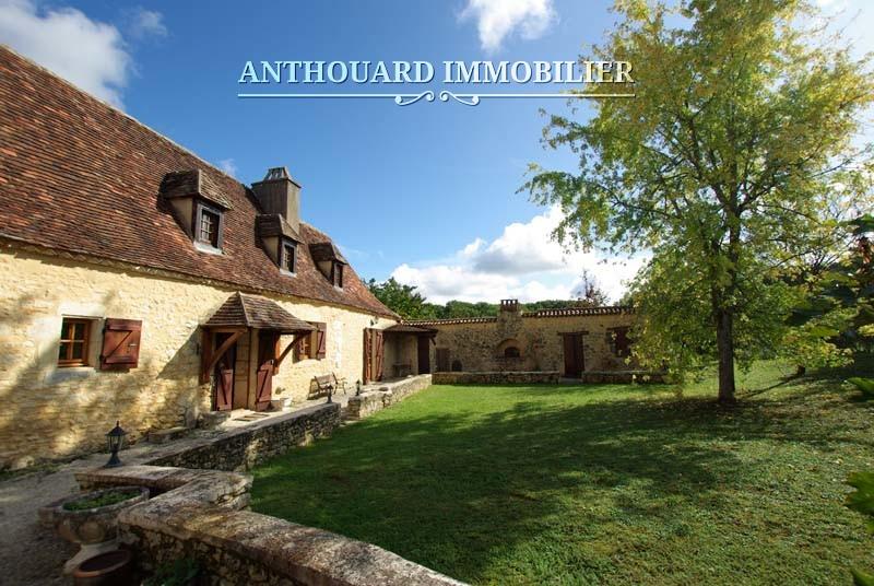 Agence Immobiliere Anthouard Dordogne, Périgord, Maison en pierre (1)