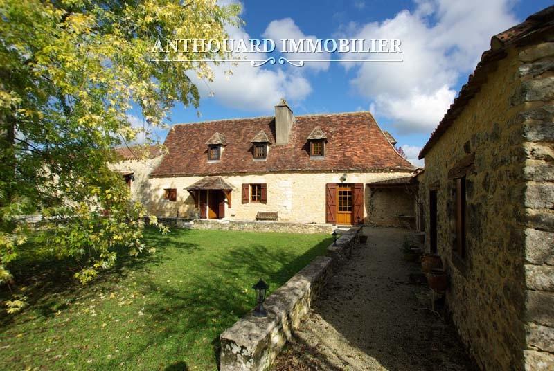 Agence Immobiliere Anthouard Dordogne, Périgord, Maison en pierre (4)