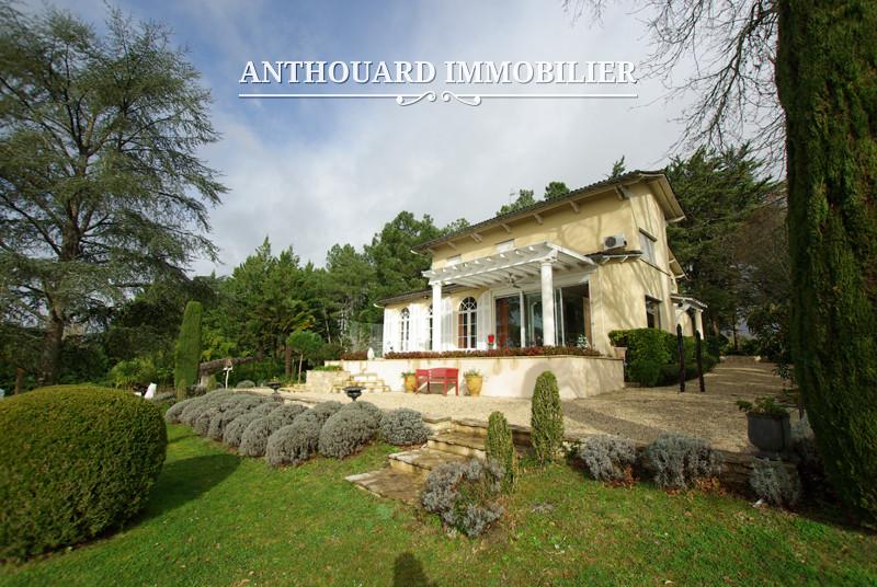 Agence Anthouard Immobilier Ref 1255 demeure à vendre à Bergerac Dordogne (1)
