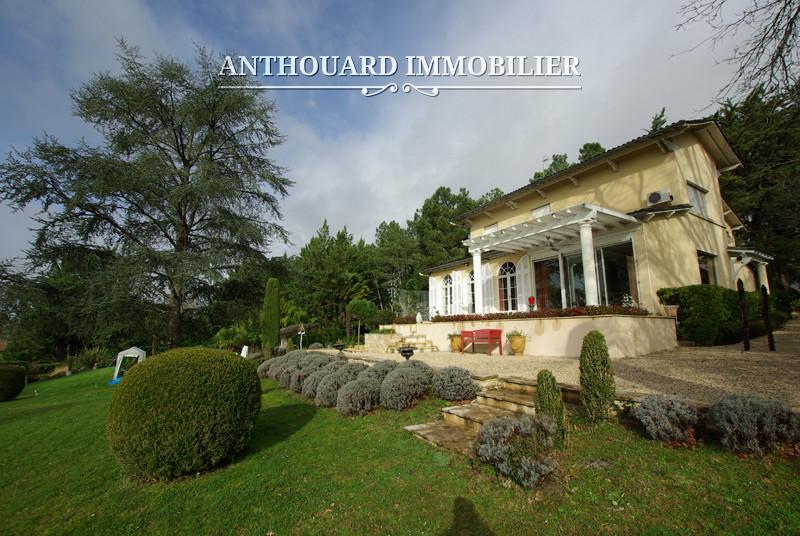 Agence Anthouard Immobilier Ref 1255 demeure à vendre à Bergerac Dordogne (2)