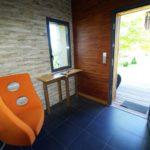 Vente maison pierre décoration entrée
