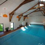 Villa prestige achat piscine intérieure