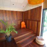 Maison luxe vente Bergerac décoration bois