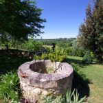 Vente demeure Dordogne jardin extérieur