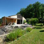 Achat demeure Bergerac terrasse