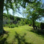 Acheter maison pierre charmante Bergerac jardin