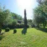 Vente maison pierre Dordogne jardin extérieur