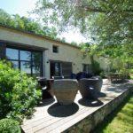Achat maison pierre Bergerac parc extérieur
