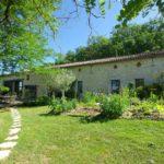 Maison pierre vente Bergerac extérieur