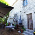 Maison pierre achat Issigeac terrasse
