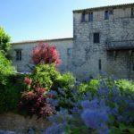 Vente maison charme pierre jardin extérieur