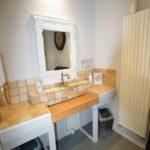 Vente maison Dordogne salle bain mirroir