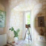 Maison pierre vente village charmant intérieur