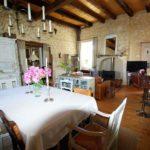 Acheter demeure pierre Dordogne salon