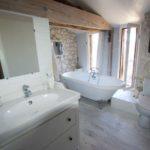 Vente maison pierre Issigeac salle d'eau
