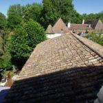Achat maison Dordogne village pierre toiture
