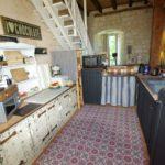 Maison achat Dordogne village cuisine équipée