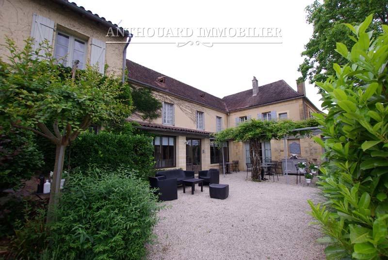 Agence Immobilière Anthouard Maison en pierre Dordogne, proche de Sarlat (56)
