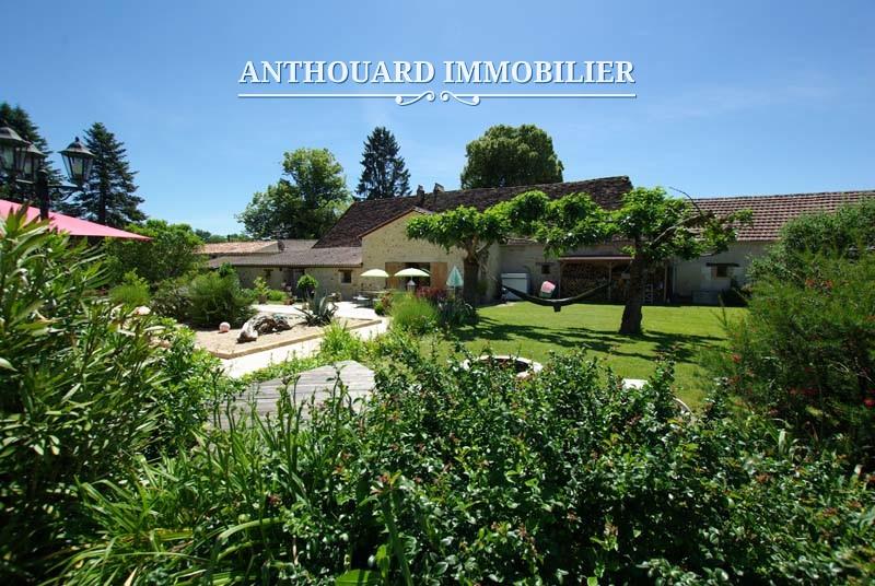 Achat maison pierre Dordogne grand terrain