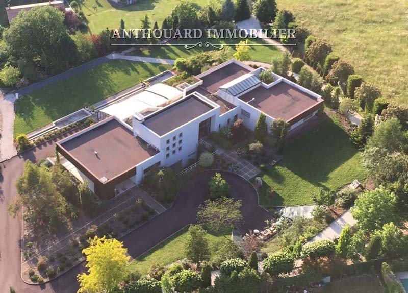 Agence Immobiliere Anthouard Périgueux, Dordogne, Maison d'architecte (33)