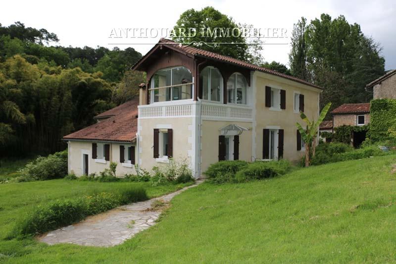 Anthouard Immobilier Agence Immobilière Dordogne ferme à vendre rénovée Bergerac (12)