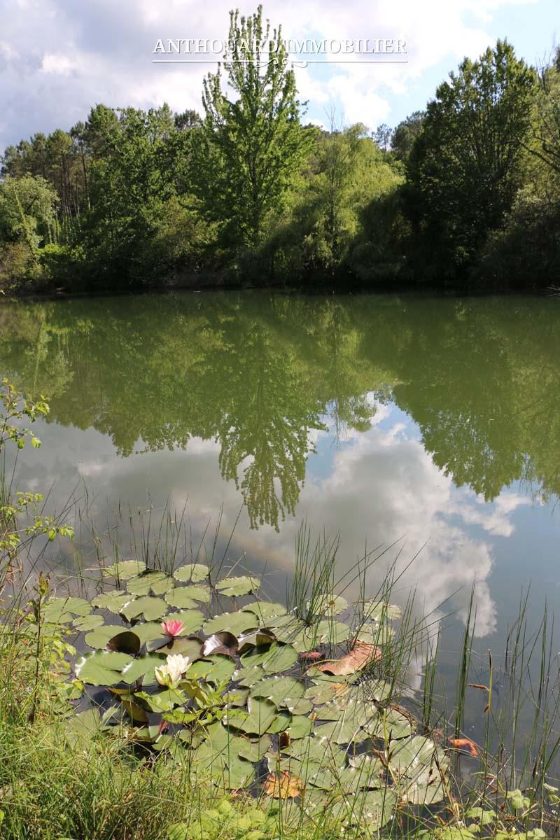 Anthouard Immobilier Agence Immobilière Dordogne ferme à vendre rénovée Bergerac (16)