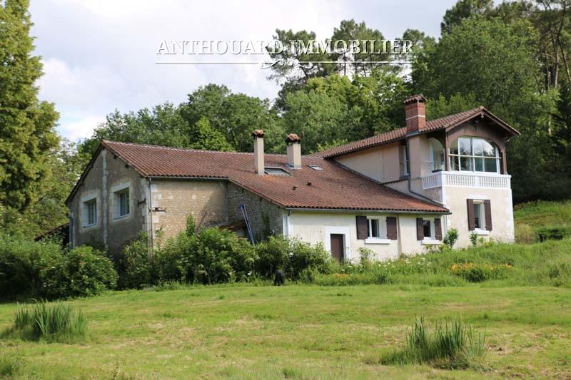 Anthouard Immobilier Agence Immobilière Dordogne ferme à vendre rénovée Bergerac (20)