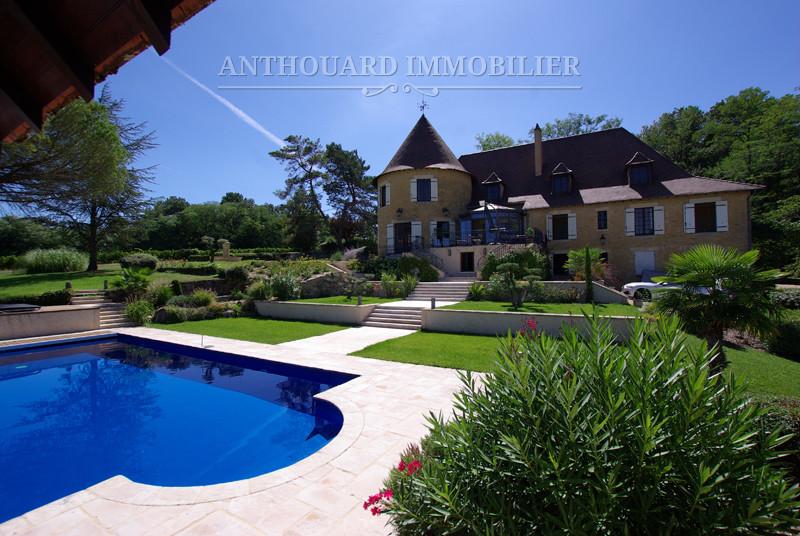 Agence Immobilière Dordogne, Anthouard, château à vendre, vignoble Bergerac Ref 07 (41) - Copie
