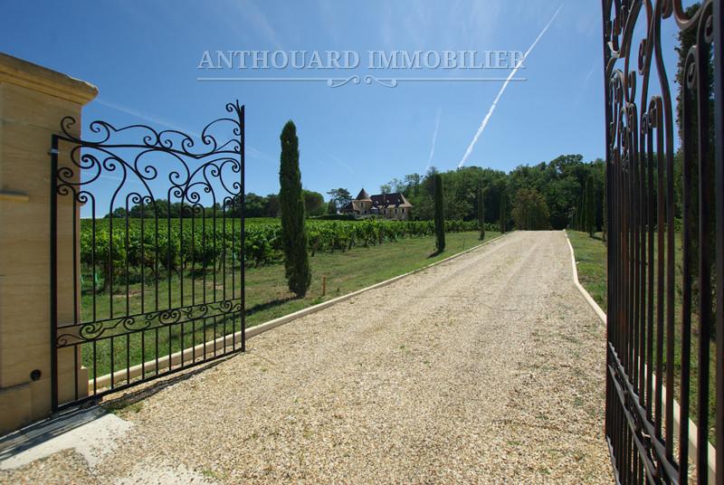 Agence Immobilière Dordogne, Anthouard, château à vendre, vignoble Bergerac Ref 07 (54)