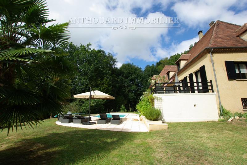 Agence Immobiliere Dordogne, Bergerac, Anthouard Ref 08 Maison à vendre (36)