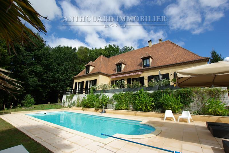 Agence Immobiliere Dordogne, Bergerac, Anthouard Ref 08 Maison à vendre (39)