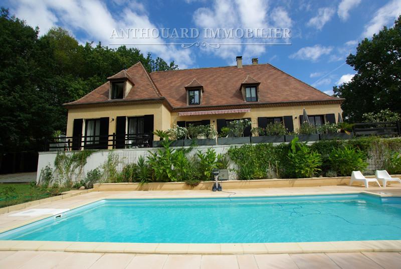 Agence Immobiliere Dordogne, Bergerac, Anthouard Ref 08 Maison à vendre (41)