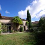 immobilier périgueux vente ferme rénovée jardin