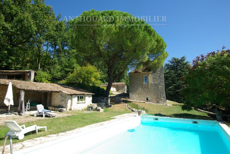 Agence immobilière Anthouard maison à vendre en Dordogne, propriété de charme et gîte (8)