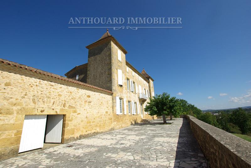 Dordogne Périgord Bergerac Agence Anthouard château à vendre Ref 17 (32)