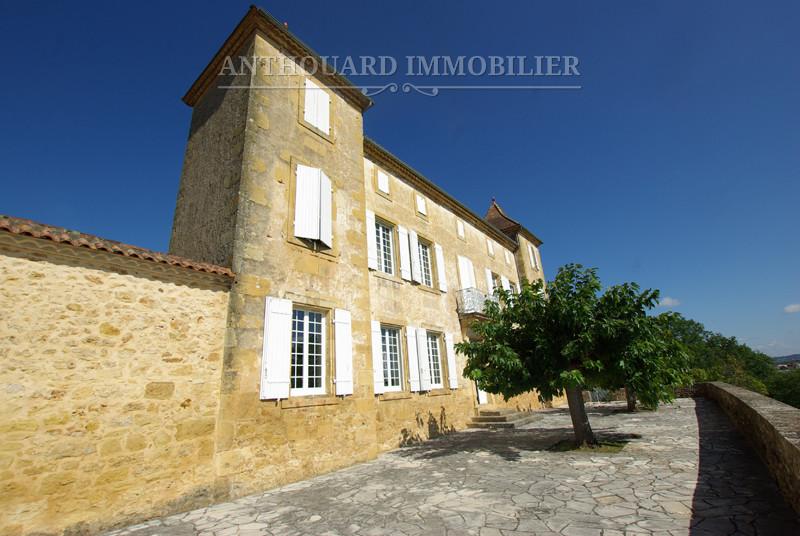Dordogne Périgord Bergerac Agence Anthouard château à vendre Ref 17 (33)