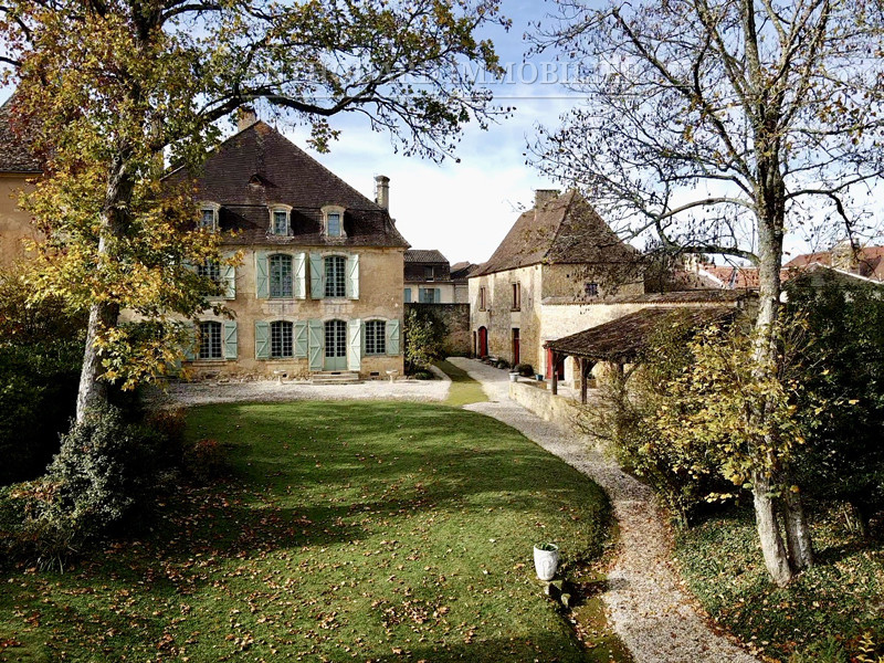AGENCE IMMOBILIERE ANTHOUARD DORDOGNE MANOIR A VENDRE REF24 (6)