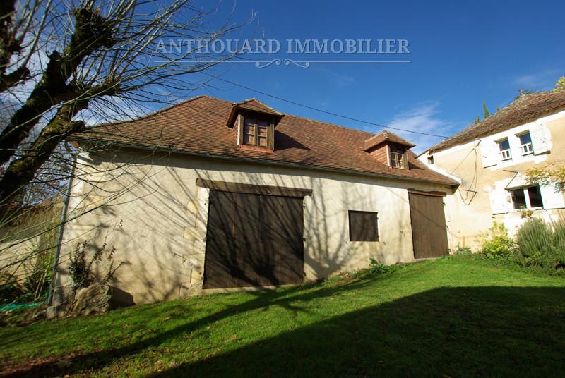 Dorodgne, Périgord, Ferme rénovée à vendre Anthouard Immobilier Ref25 (2)