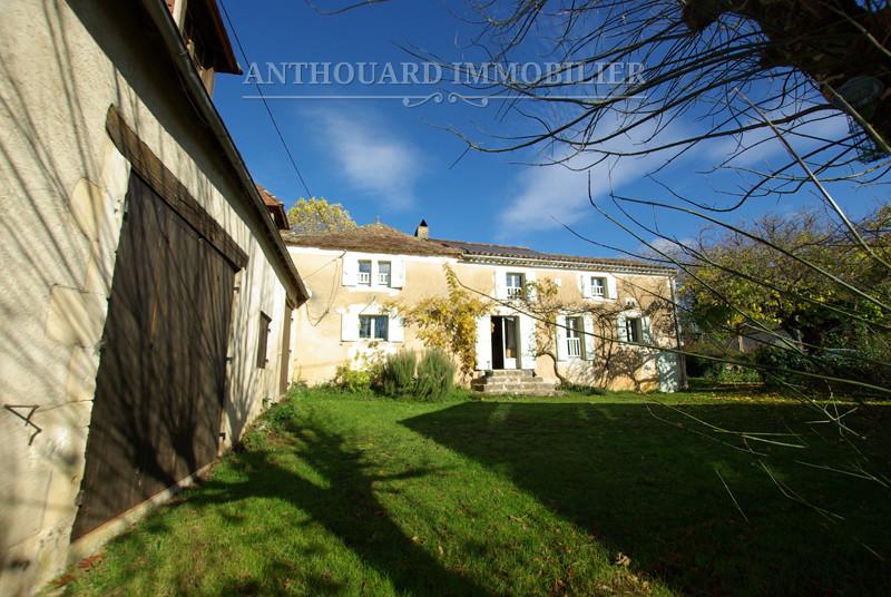 Dorodgne, Périgord, Ferme rénovée à vendre Anthouard Immobilier Ref25 (3)