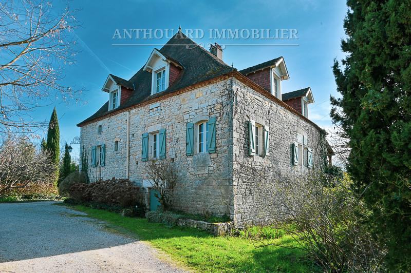 A vendre Dordogne, maison de maître, ANTHOUARD IMMOBILIER REF 49 (1)