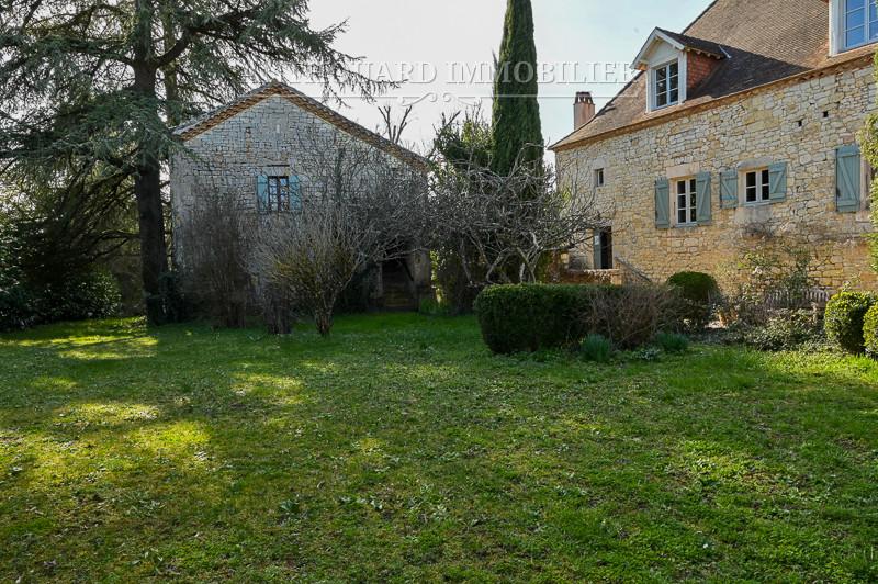A vendre Dordogne, maison de maître, ANTHOUARD IMMOBILIER REF 49 (41)