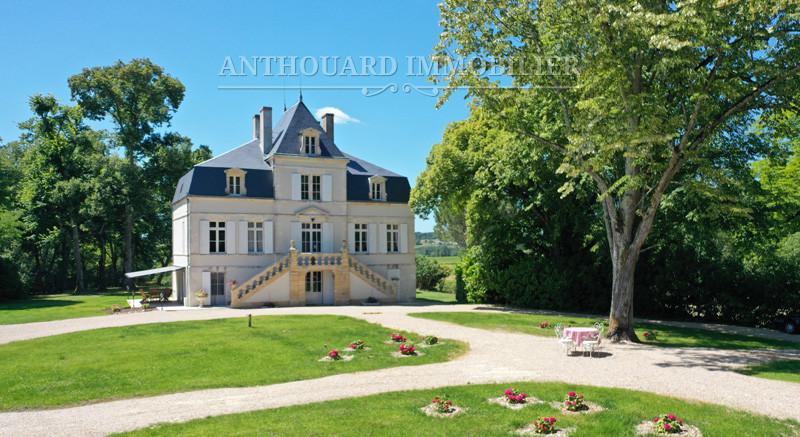 A vendre château en Dordogne, Bergeac, Anthouard Immobilier Ref44 (5)
