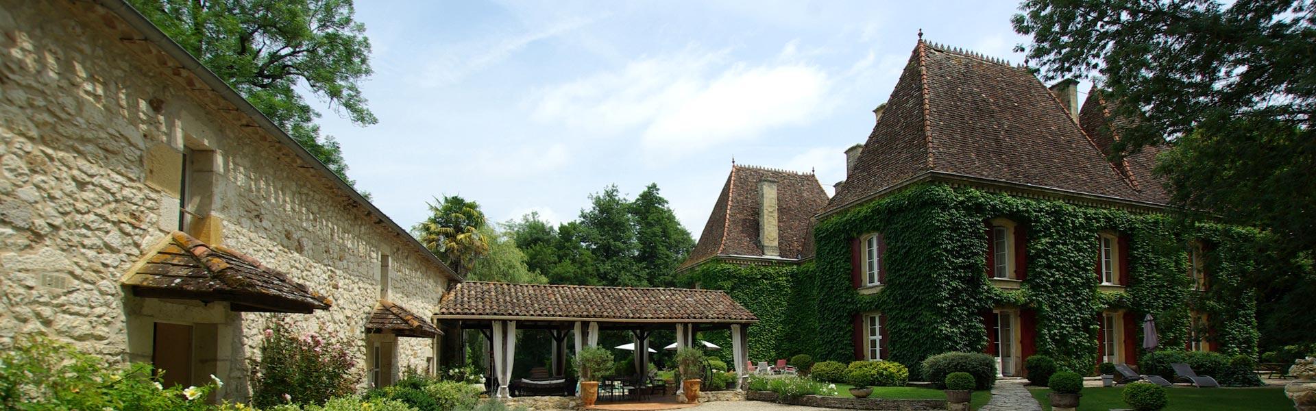 Château de famille du XIX ème siècle - propriété exceptionnelle