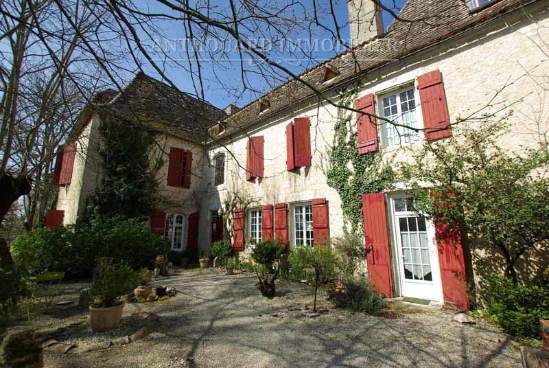 A vendre demeure de charme Pérogord, Anthouard Immobilier ref51 (1)