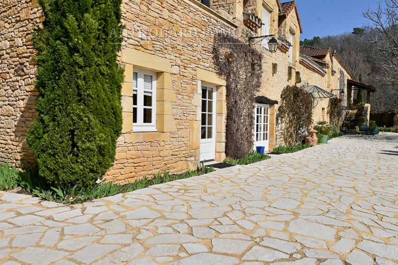 Propriété à vendre Cahors Lot Demeure de charme Anthouard Immobilier (18)