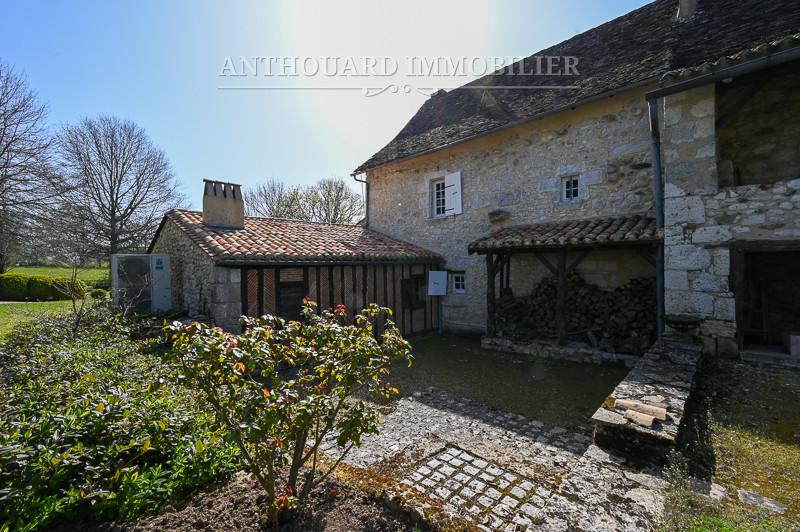 Anthouard Immobilier Ref. 66 Propriété à vendre en Dordogne, proche de Bergerac en Perigord-32