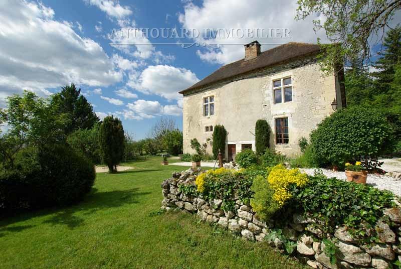 Maison à vendre en Dordogne Anthouard Immobilier ref68 (54)