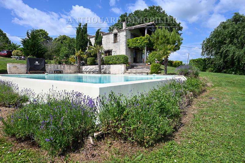 Anthouard Immobilier Ref. 75 Propriété à vendre en Dordogne, proche de Bergerac en Perigord-11