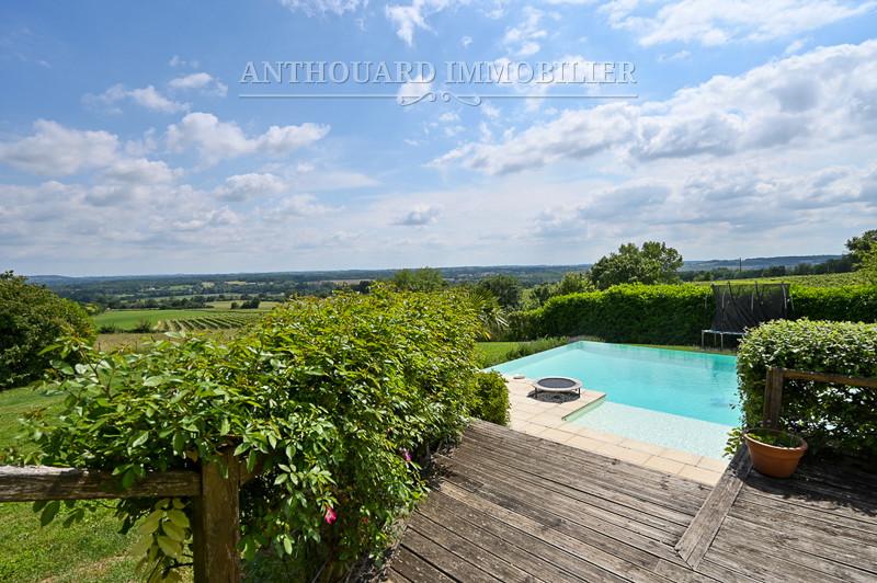 Anthouard Immobilier Ref. 75 Propriété à vendre en Dordogne, proche de Bergerac en Perigord-17