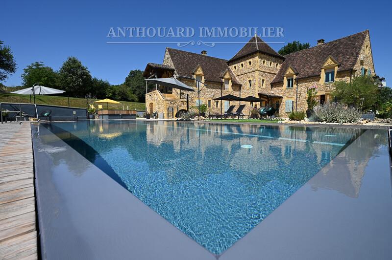 Anthouard Immobilier Ref. 94 Propriété à vendre en Dordogne, proche de Bergerac en Perigord-43